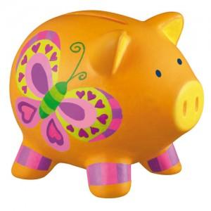貯金箱6歳女の子