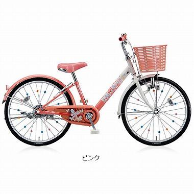 自転車小学生女の子